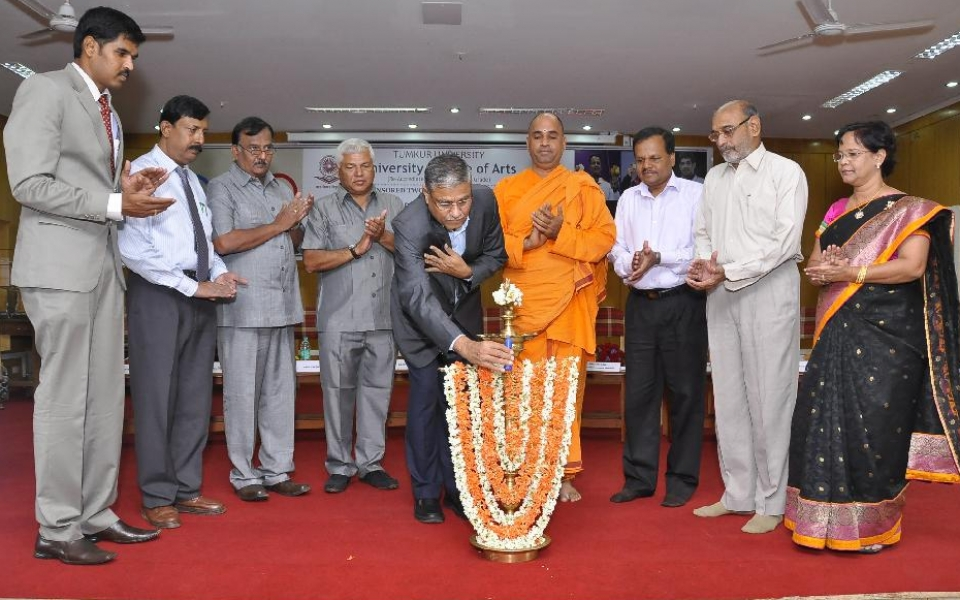 Inauguration of National Conference on Broad Base Sports and Physical Education at Universities: 18 Sep 2014